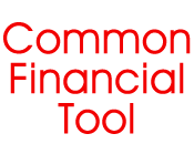 Common Financial Tool